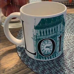 Starbucks City Mug Collector Series London